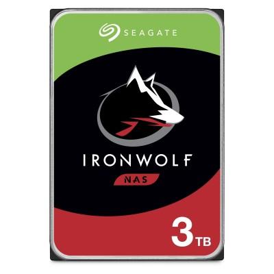 "Seagate IronWolf 3TB - 3.5"" - SATA3 - ST3000VN007"