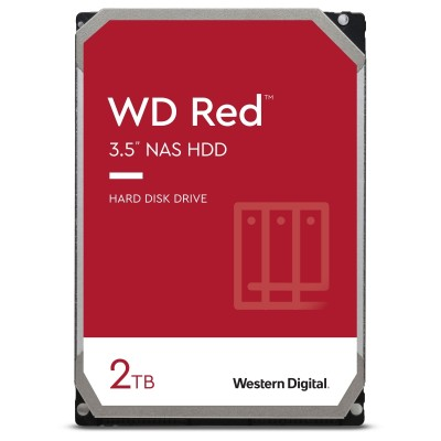 WD NAS Red 2TB SATA3 - WD20EFRX