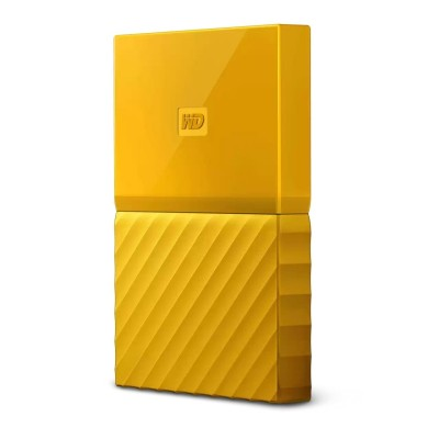 "WD My Passport 2TB USB 3.0 2,5"" Amarillo WDBS4B0020BYL-WESN"