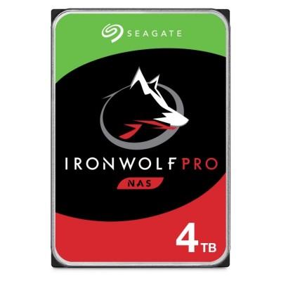 """Seagate IronWolf Pro 4TB 3.5"""" SATA3 - ST4000NE001"""