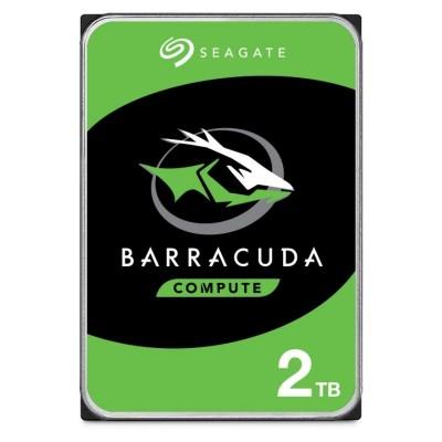 Seagate Barracuda 2TB SATA3 3.5 - ST2000DM008