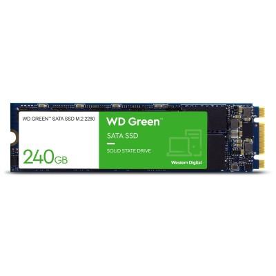 WD Green 3D SSD M.2 240GB SATA3 -WDS240G2G0B
