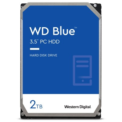 WD Blue 2TB SATA3 3.5 - WD20EZRZ