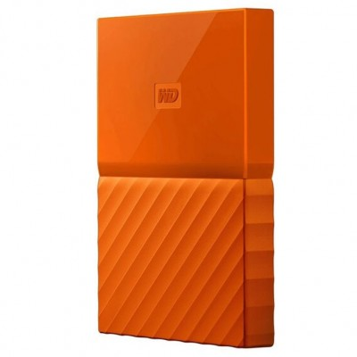 """WD My Passport 2TB Naranja - 2.5"""" - USB B 3.0 - WDBS4B0020BOR-WESN"""