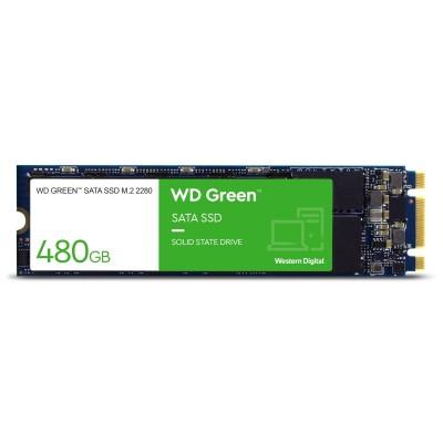 WD Green SATA 480GB SSD M.2 2280 - WDS480G2G0B