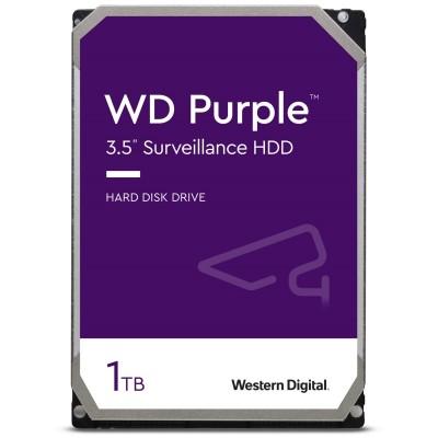 """WD Purple 1TB 3.5"""" SATA3 - WD10PURZ"""