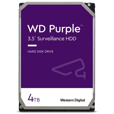 WD Purple 4TB SATA3 3.5 - WD40PURZ