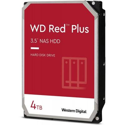 "WD Red Plus 3,5"" 4TB- NAS - SATA 3 - WD40EFZX"
