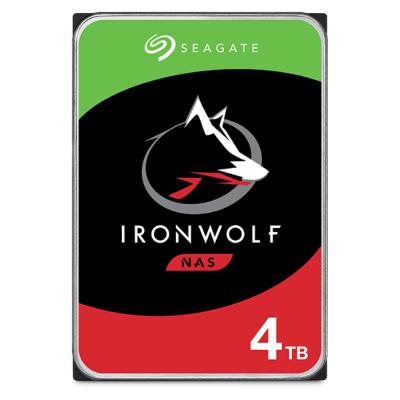 "Seagate Ironwolf NAS HDD 4TB SATA3 - 3.5"" - ST4000VN008"