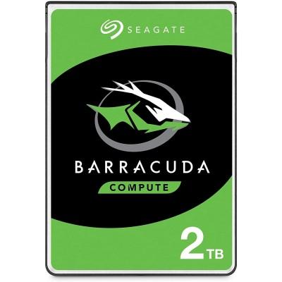"Seagate Barracuda 2TB SATA3 2.5"" - ST2000LM015"