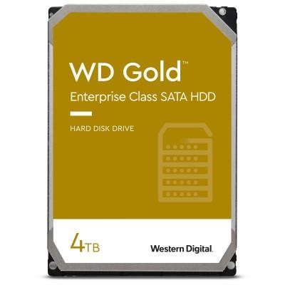 "WD Gold 4TB - 3.5"" SATA3 - WD4003FRYZ"