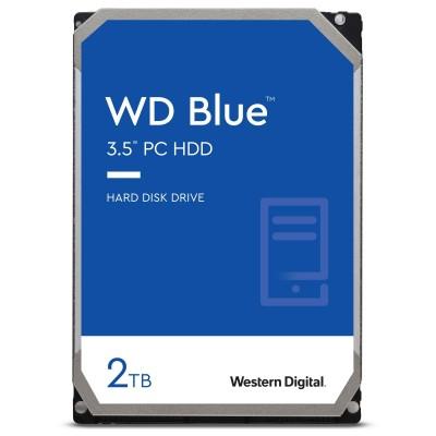 "WD Blue 2TB - 3.5"" SATA3 - WD20EZBX"