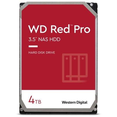 """WD Red PRO 4TB - 3.5"""" NAS - SATA3 - WD4003FFBX"""