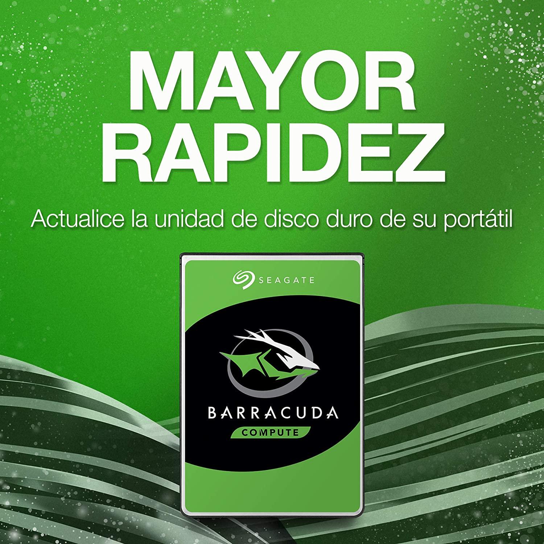 Disco duro Barracuda 2tb 2,5