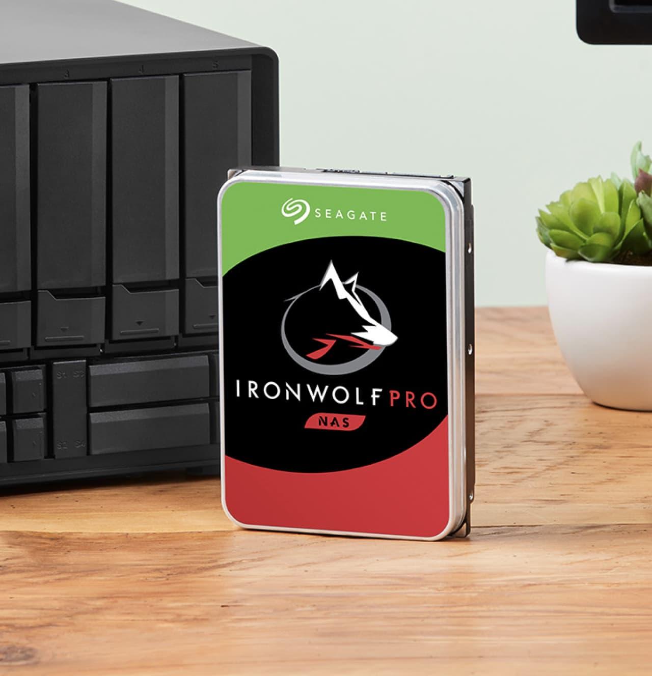 Disco duro Seagate Ironwolf