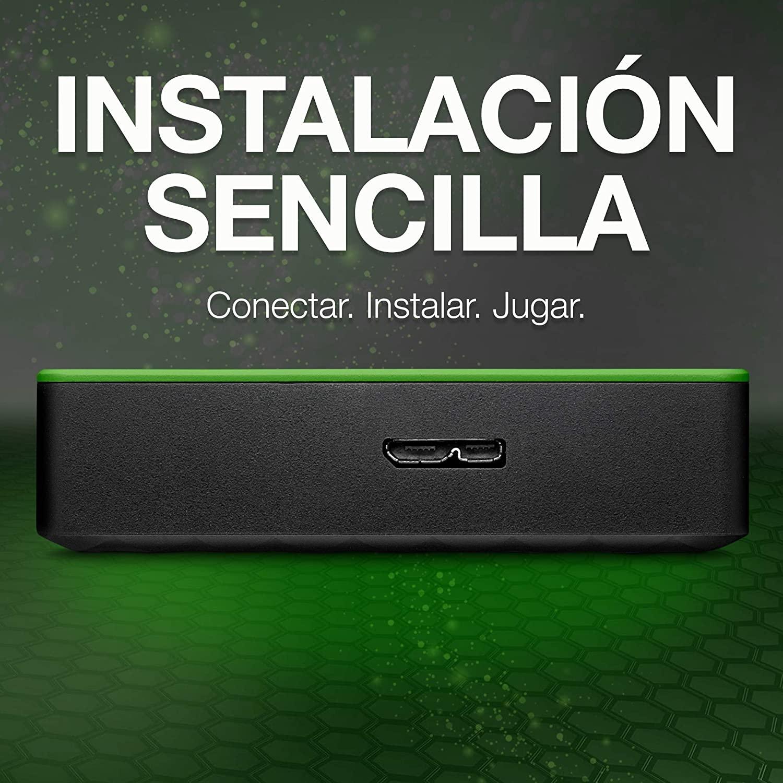 Seagate Game drive green para xbox_STEA4000402